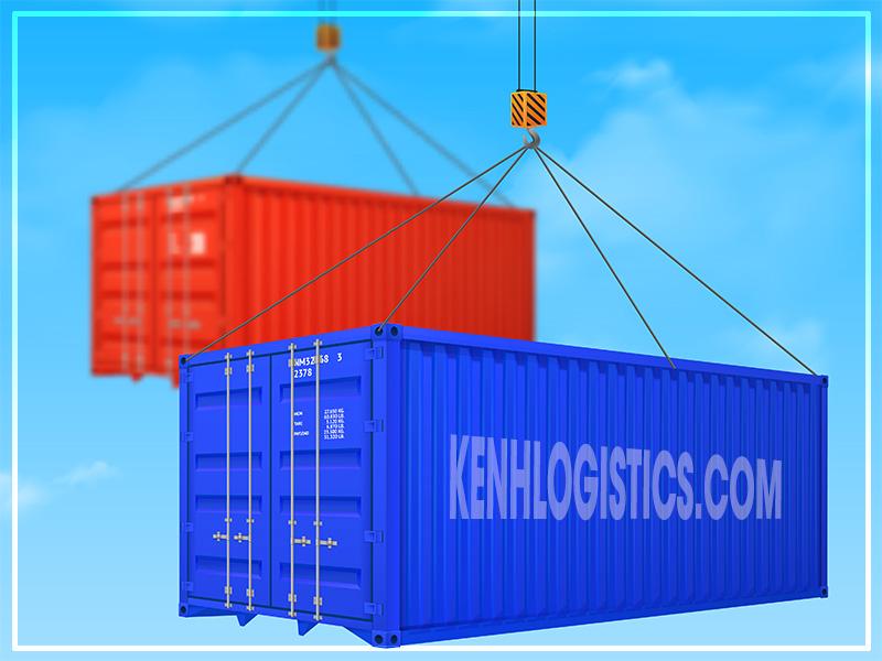 Cấu trúc Container và các loại cont theo tiêu chuẩn ISO