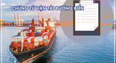 Chứng từ vận tải đường biển