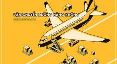 Những hàng hóa vận chuyển đường hàng không