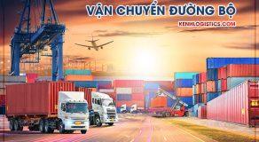 Quy trình vận chuyển hàng hóa xuất nhập khẩu bằng đường bộ